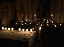 Nacht der Lichter in St. Mariä Himmelfahrt