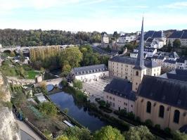 Gemeindefahrt nach Trier-Echternach-Luxemburg